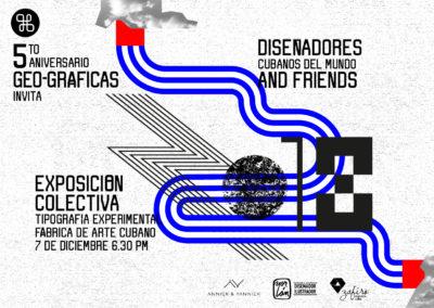 Diseñadores cubanos & friends