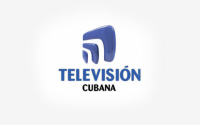 Our work featured in the Cuban National Television