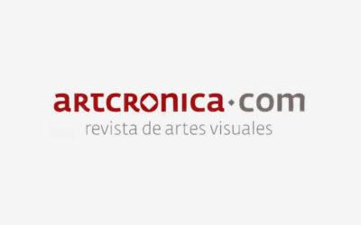 Interview for Artcronica Magazine